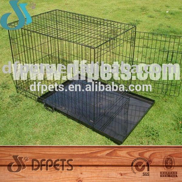 DFPets DFW-006 Promotion plastic folding dog kennel