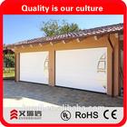 Sectional Overhead Garage Door, CE approved security door