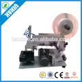 Semi automática plano e plano máquinadeetiquetas x-60/semi auto vácuo flat máquina de etiquetas