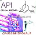 De alta pureza memantina 41100-52-1 clorhidrato de