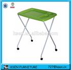 Portable breakfast table KC-T322- green