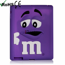 M&M's protectcase for ipad accessories in factory price