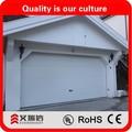 Puerta para garaje de seccional y basculante ,aprobado de CE como puerta de seguridad