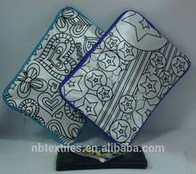 Color me bag,Ipad DIY drawing bag