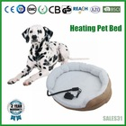CE GS Safety Overheating protection Cushioned Heated Pet Pad Dog and Cat Heating Pet Cover