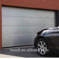 de madera de color automática de arriba del garage paneles de puerta de la venta