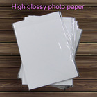 high glossy waterproof inkjet photo paper -with high resolution