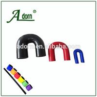 180 degree bend U shape silicone hoses