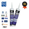 fd-666 weatherproof silicone sealant with antifungus for mirrors white