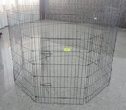 metal pet enclosure pet exercise pen