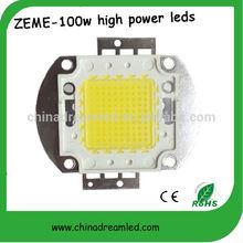 High power led 5w 10w 20w 30w 40w 70w 80w 100w cob led chip