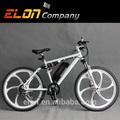 Nueva commuter Pedelec solid eléctrica bicicletas de montaña para la venta ( E-TDF06A )