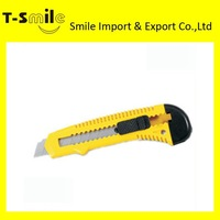 Cheap retractable utility knife