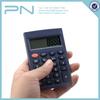 8 digit Mini pocket calculator ranges