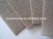Battery nickel foam for NiMh battey negative electrode application