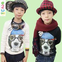Hot Selling Kids Organic Cotton Baby T-shirt