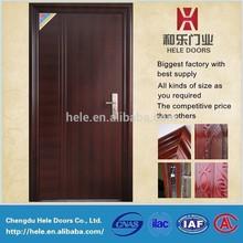 HL-098 Modern steel security door