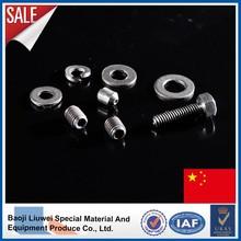 titanium micro screw