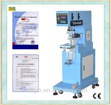 ink cup pad printing machine/phone case printer/ single color pad printing machine LC-PM1-150T
