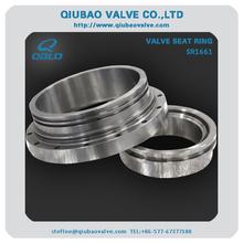 F316 Valve Seat Ring For Forging Ball Valve