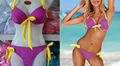 2014 sexy girl micro biquini, swimwear, praia biquini vestido