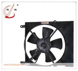 CHEVROLET GM OEM 96536666 Radiator Fan Motor/Engine Cooling Fan