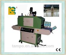 Round/Plane Surface UV Drying Machinery/photo crystal uv curing machine LC-4000UVS2