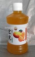 350ml Pet Bottle Mango Juice---OEM