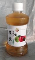 350ml Pet Bottle Apple Juice Drink--OEM