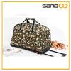 Wholesale Rolling Upright Duffel Bag, Custom Travel Trolley Luggage