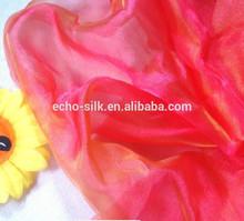 2014 silk organza fabric for weding/bridal dress,silk organzafabric.