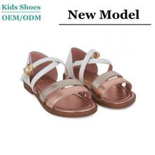 2014 summer season korean sandals shoes children's beaded barefoot roman sandals