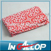promotion usage polyester folding shopping bag