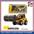 brinquedo novo para crianças 6ch caminhões construção rc brinquedo escavadeira