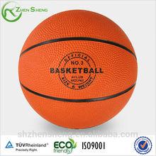 Zhensheng rubber basketball 6P free