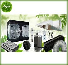 PEVA plus oxford 210D/600D/1680D mylar horticulture hydroponic grow box kit