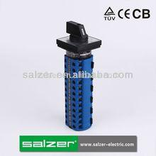 Salzer multi- paso sa16 12-12 rotary interruptor de posición 12( tuv, ce y cb aprobado)