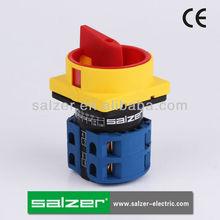 Salzer( tuv, ce y cb aprobado) sa25 p04m1 de carga del interruptor de aislamiento