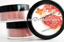Pomegranate Power Clarifying Facial Mask