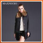 Fashion model coat women 2014 wool outerwear