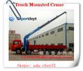 14.7m grúa de elevación contenedores, modelo de fundición a presión de la grúa de pórtico, pesado de camiones grúa