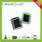 Mini Key-chain solar mobile charger solar gadgets