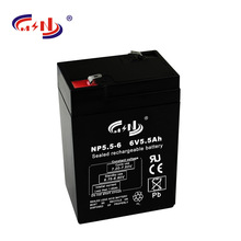 6V Lead Acid Battery Maintenance Free Rechargeable Battery deep cycle storage battery
