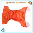 Babyshow reusable washable waterproof snap design personal care adult diaper pants for adults