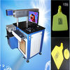 2014 hot sale !! best price of high precision animal ear tag laser marking machine trustworthy -brand Taiyi with CE