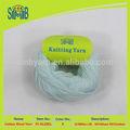 2015 chine fabricant laine coton mélangé fil à tricoter vente