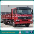 de servicio pesado sinotruk off road 6x6 371hp euro2 camión de carga