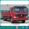 SINOTRUK heavy duty off road 6X6 371HP Euro2 cargo truck