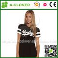 China de fábrica de la venta caliente de modelos personalizados deportes t- shirt