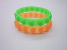 2014 Ideal promotional gift personalized silicone wristband,silicone wrist band,silicone band